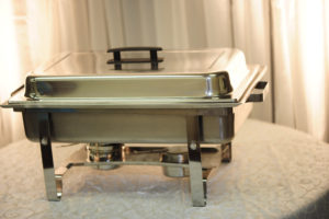8 Quarts Stainless Chafer