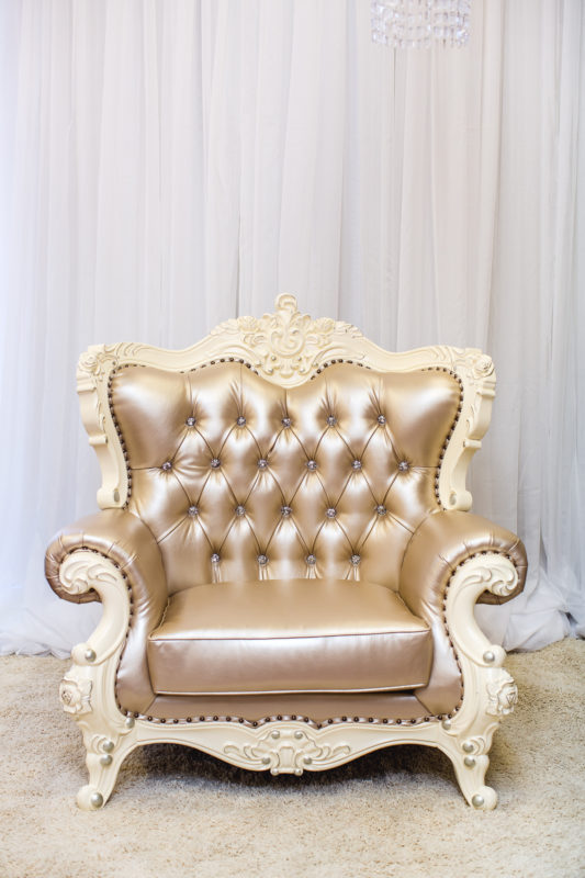 rent wedding chair