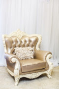 bridal chair rental