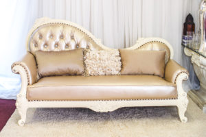 rent a bridal couch in maryland, washington DC